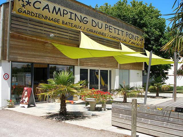Camping Du Petit Pont 3 Etoiles Arvert